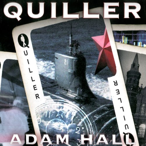 Quiller audiobook cover art