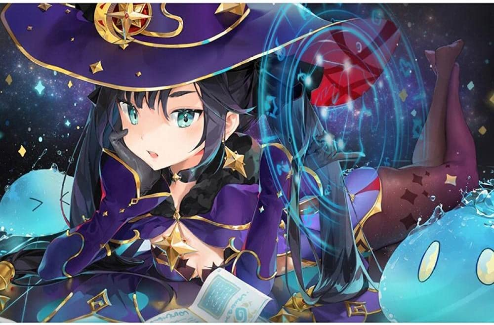 5D DIY Full Drill At the NEW price of surprise Diamond Painting Ser Anime Impact Game Genshin