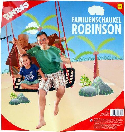Familien-Schaukel Robinson 110x55 cm Idee & Spiel