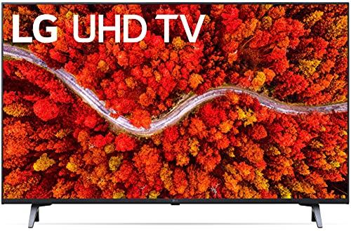 """LG 43UP8000PUR Alexa Built-in 43"""" 4K Smart UHD TV (2021)"""