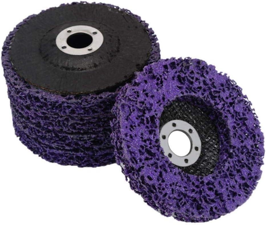 5Pcs Abrasive Wheel Grinder Max 61% OFF Strip Wh mm Poly Disc 125 trend rank