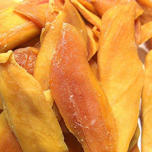 ドライマンゴー - フィリピン産 ギュッと凝縮されたトロピカルな味♪ (1kg)
