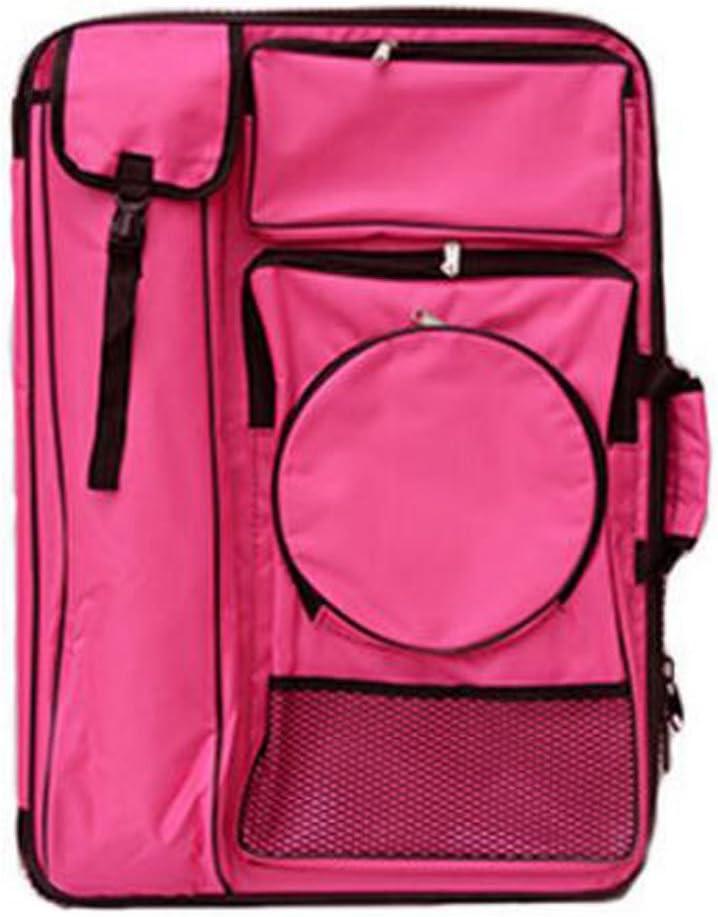 4K Seasonal Wrap Many popular brands Introduction Canvas Portfolio Carry MultifunctionalDrawboard B ShoulderBag