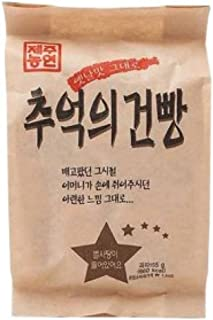 Korean Army Biscuits hardtack 155G x 1 추억의 건빵