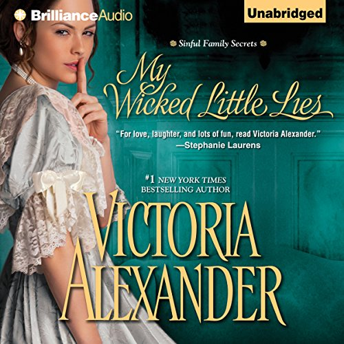 My Wicked Little Lies audiobook cover art