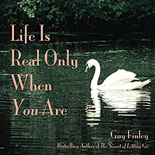 Life Is Real Only When You Are cover art
