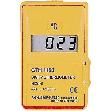 Greisinger Gth 1150 C Temperature Meter Thermometer Baumarkt