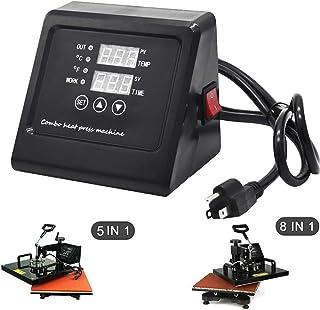 ECO LLC Digital LED Controller of Heat Press Machine Suitable for ECO LLC Heat Press Machine