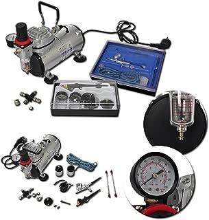 Festnight Pompa automatica del compressore aria 300PSI del compressore aria della pompa gonfiabile portatile di gonfiaggio automobile per la bicicletta del motociclo della bicicletta