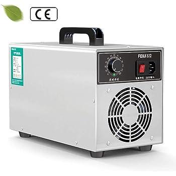 D&F Generador de ozono Industrial 3000 MG/h con Temporizador ...