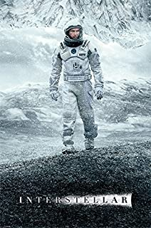 Interstellar The End Of The Earth Will Not Be The End Of Us Poster 61x91.5cm