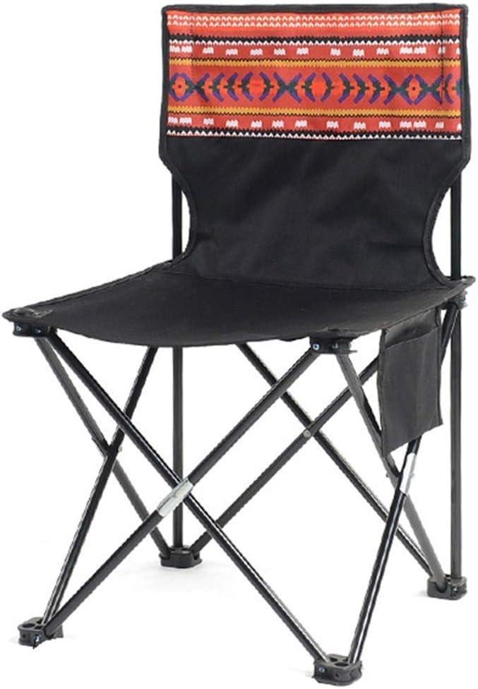 Outdoor Folding Fashion Chair Portable Fishing Stool Camping shopping Beach