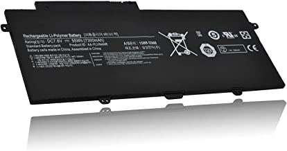 CQCQ AA-PLVN4AR Compatible Battery Replacement for Samsung ATIV Book 9 Plus 940x 940X3G Ultrabook NP940X3G-K01US NP940X3G-K04US K05US K03HK Series 1588-3366 BA43-00364A Laptop ((7.6V 55Wh/7300mAh)