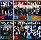 Chicago P.D. Staffel 1-6 (34 DVDs)