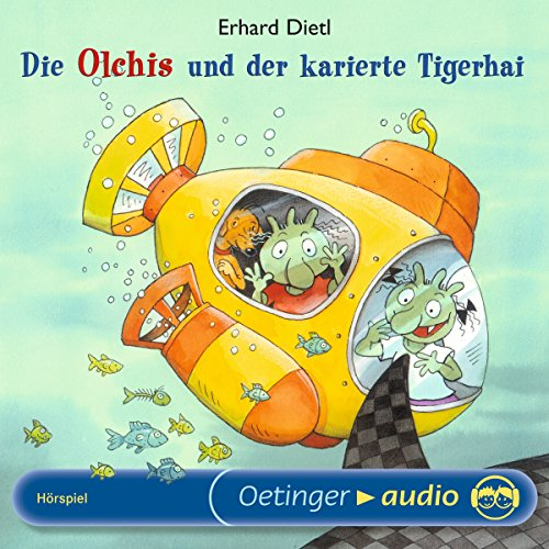 Die Olchis und der karierte Tigerhai                   By:                                                                                                                                 Erhard Dietl                               Narrated by:                                                                                                                                 Rainer Schmitt,                                                                                        Robert Missler,                                                                                        Stephanie Kirchberger                      Length: 2 hrs and 28 mins     Not rated yet     Overall 0.0