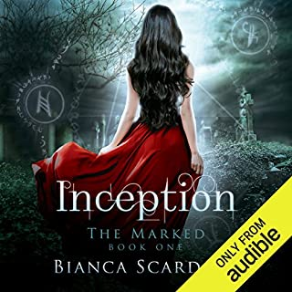 Inception                   By:                                                                                                                                 Bianca Scardoni                               Narrated by:                                                                                                                                 Bailey Carr                      Length: 14 hrs and 7 mins     42 ratings     Overall 4.0