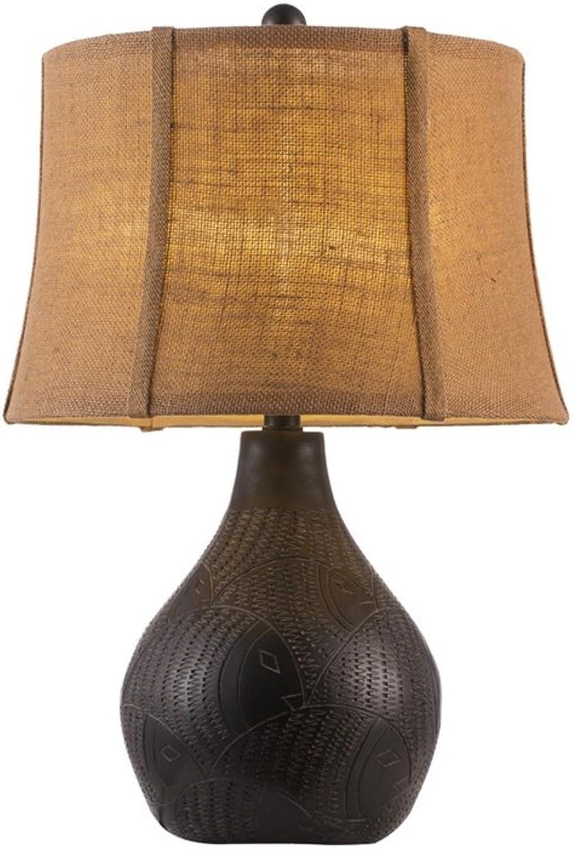 XiuXiu American American American Home Lamp Europäischen Retro Nachahmung Klassische Luxus Schlafzimmer Nachttischlampe Massivholz Kunst Zimmer (Größe   S) B07HMHDMNL       Neueste Technologie  655092