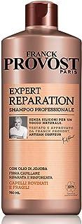 Franck Provost Shampoo Professionale Expert Reparation, Shampoo con Olio di Jojoba per Capelli Rinforzati e Riparati, 750 ...