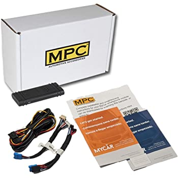 Amazon Com Mycar Control App For Mpc Remote Start Kit Using Your Smart Phone Includes Flashlink Updater Continental U S Only Automotive