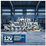 Bosch Professional 12V System Akku Baustellenradio GPB 12V-10 (3,5mm AUX Kabel, FM/AM, MP3, mit Netzteil, ohne Akkus und Ladegerät, in L-Boxx)