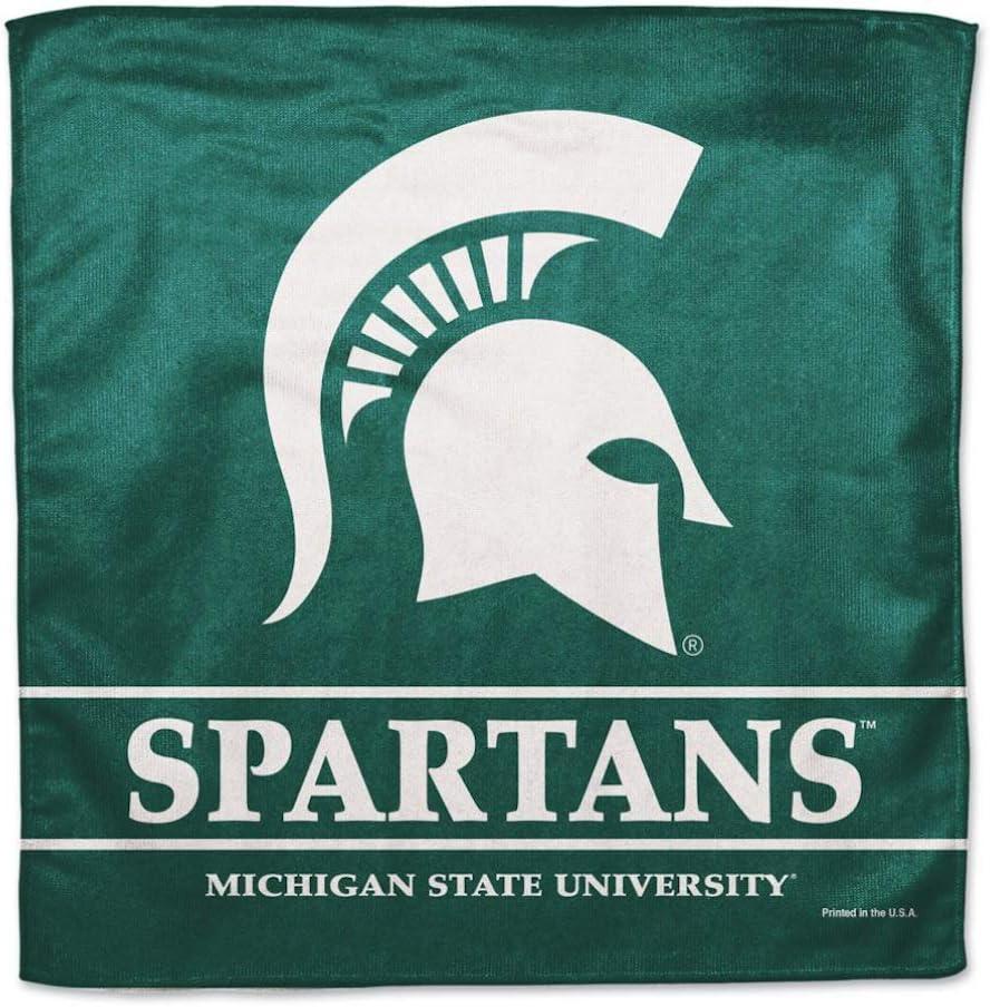NCAA Michigan State MSU Spartans 16 Burp x Baby inch Very Max 81% OFF popular Cloth