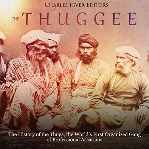 The Thuggee audiobook cover art