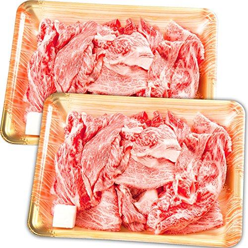 【肉のひぐち】 飛騨牛 切り落とし肉 (500g(250g×2パック)) 国産 牛 冷凍 お試し 牛肉 切り落とし 訳あり 牛丼 すき焼き お弁当などに 和牛 こま切れ