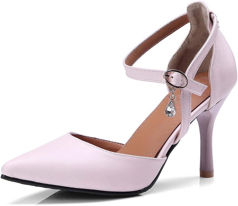 1TO9 Womens Spikes Stilettos Professional Urethane Pumps shoes MJS03039