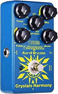 Kalaok Aural Dream Crystals Harmony Digital Guitar Effect Pedal Creating Crystal Particles Effects True Bypass Single Effects