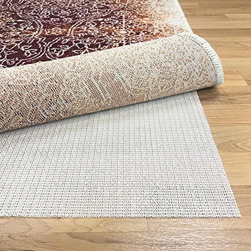 MAIYADUO Anti Slip Rug Underlay 100x150 cm Multipurpose Non Slip Mat Under Rug Gripper Anti Slip Mat...