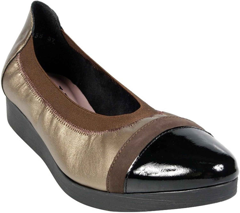04e072b77e Hirica Damen Ballerinas | Neues Design ovvjyz1033-Schuhe - www ...