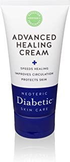 Neoteric Diabetic - Advanced Healing Cream, Speeds Healing and Improves Circulation| Patented Treatment| Non-Greasy, 4-Ounce