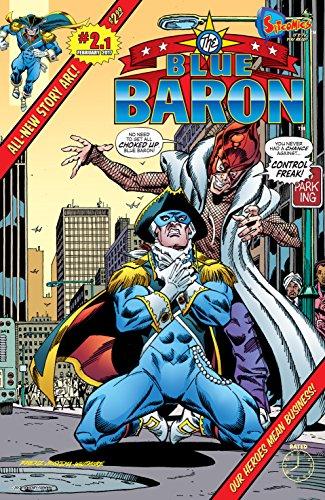 The Blue Baron 2.1: Enter: Blowback! (English Edition) eBook ...