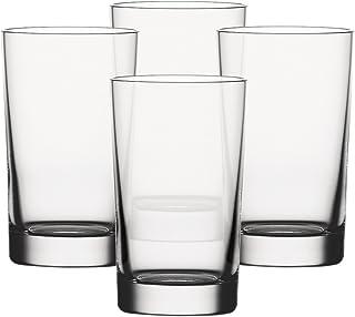 Spiegelau & Nachtmann, 4-teiliges Softdrink-Set , Kristallglas, 285 ml, Classic Bar, 9000174