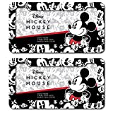 Chroma Graphics Disney Mickey Mouse Expressions Emotions Plastic License Plate Frame Universal (2)