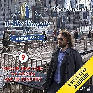 Perchè New York va vissuta anche di notte? copertina