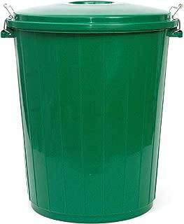 PAMEX - Cubo de Basura 50L Colores (Verde