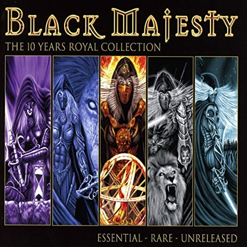The 10 Years Royal Collection (2 CD)