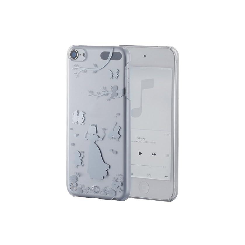 不健全旅行代理店財政エレコム iPod Touch 【第6世代】 ハードカバー アップルテクスチャー レディース(プリンセスと小人) AVA-T16PVT2