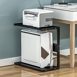 Support d'Imprimante Simple Rack imprimante multi-couche CPU Support Mainframe ordinateur Sous la table Shelf Accueil impr...