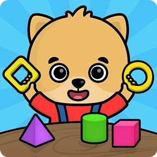 カウント、形や色を学ぶ - 子供のための無料の教育ゲーム