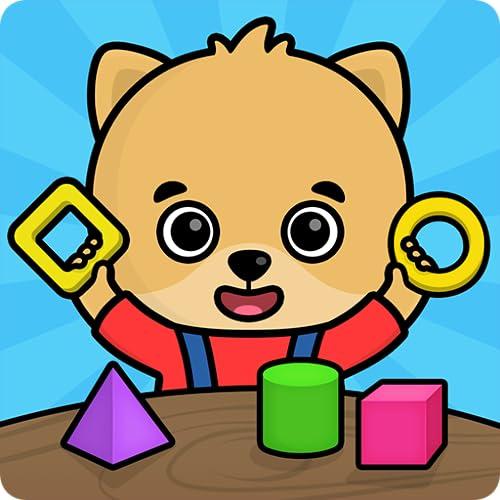 Kinderspiele und Puzzle Spiele für Kinder