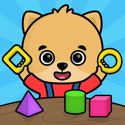 Juegos para niños de 2-5 años