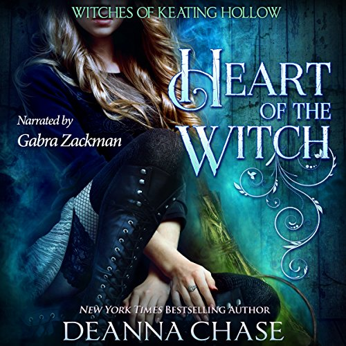 Heart of the Witch audiobook cover art
