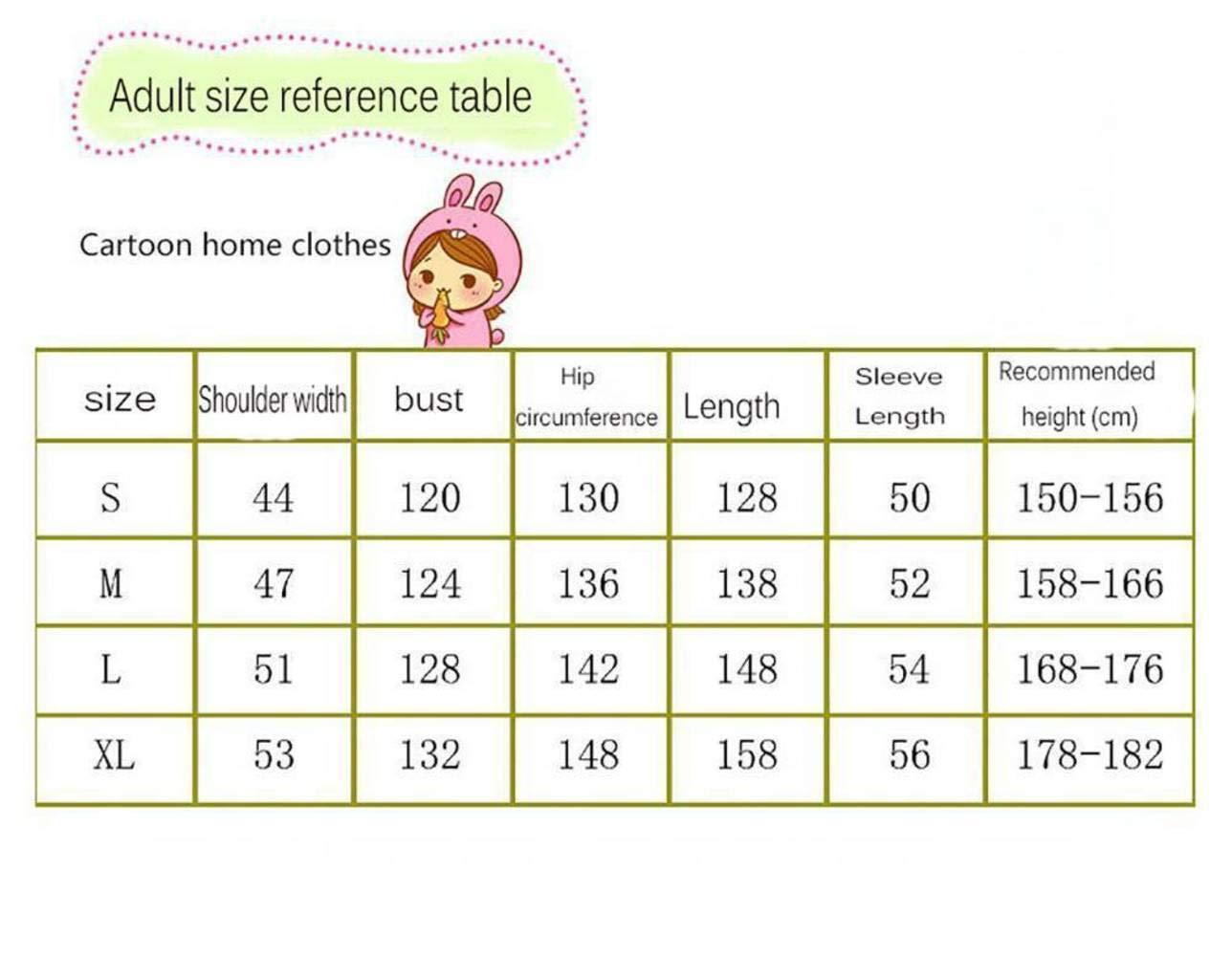 Rana XL Pijama Unisex Adulto Animal Onesies Inicio Pijamas Siameses Cartoon Frog Oto/ño Invierno Manga Larga Gran Tama/ño Coral Fleece Golden/_flower