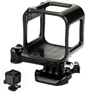Carcasa Protectora Estándar para GoPro Hero 4 Session Sports para Manillar de Bicicleta Color Negro