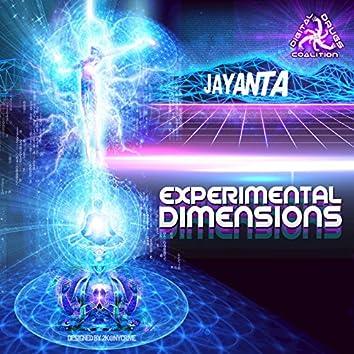 Experimental Dimensions