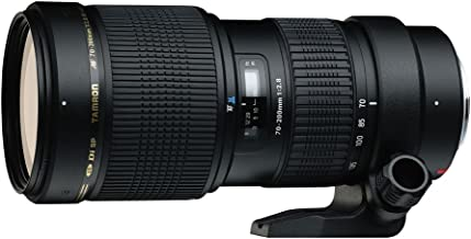 Tamron AF 70-200mm f/2.8 Di LD IF Macro Lens with Built in Motor for Nikon Digital SLR Cameras (Model A001NII)