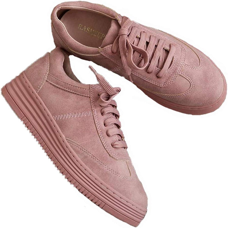 FUMAK Leather Women's Soft shoes 2018 Autumn Spring Women Comfortable Lace Up
