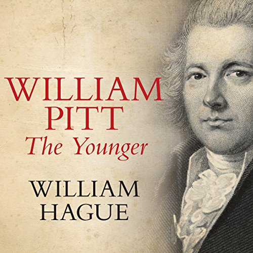 William Pitt The Younger audiobook cover art